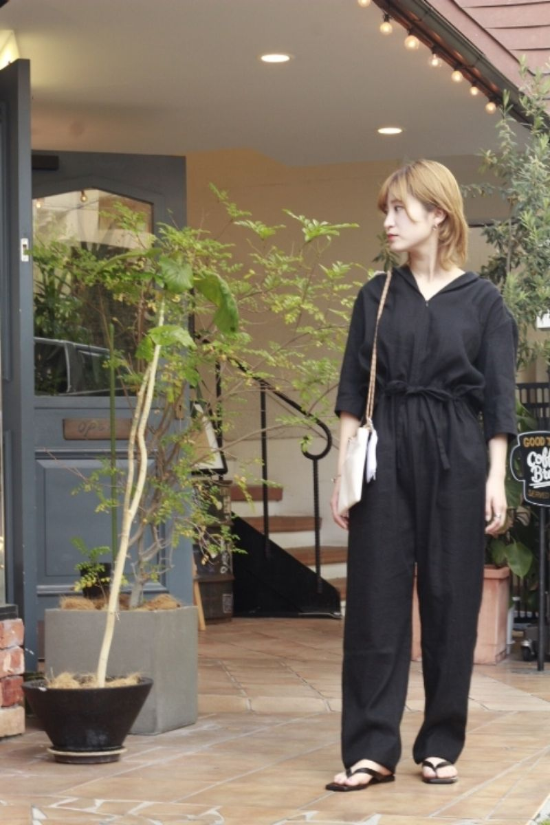 ARCHI【アーキ】YUCCA JUMP SUIT【AS19-B3】2019 SS