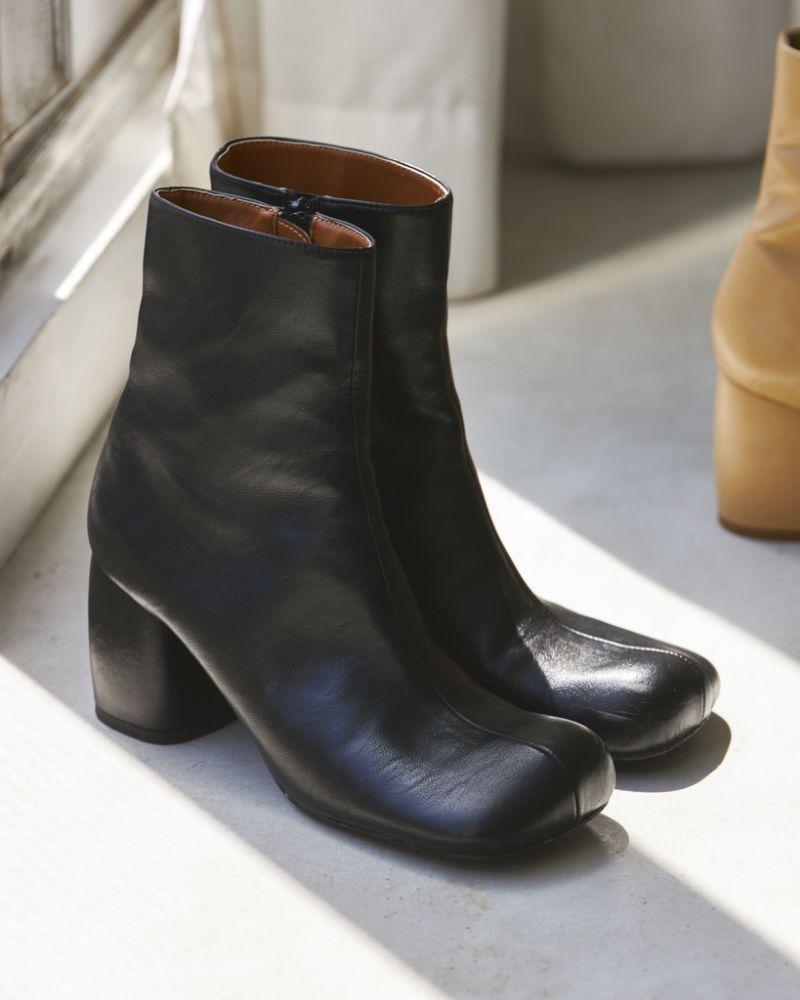 TODAYFUL 2021 店 fall 8月入荷予定 トゥデイフル LIFE'sライフズ 吉田怜香ディレクションブランド 12021027 Square LIFE'S通販8月入荷予定 メーカー公式ショップ Short Boots