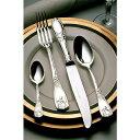 LUCKY WOOD [ラッキーウッド cutlery: nickel Silver instruments [Paris] series cake fork