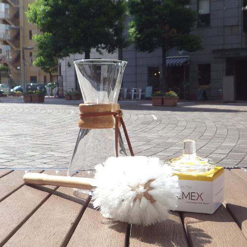 【正規代理店品】【送料無料】ケメックス CHEMEX コーヒーメーカー フルセット 3カップ用 マシンメイド