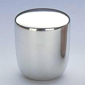 錫製茶壷 ナツメ<磨> 3-3