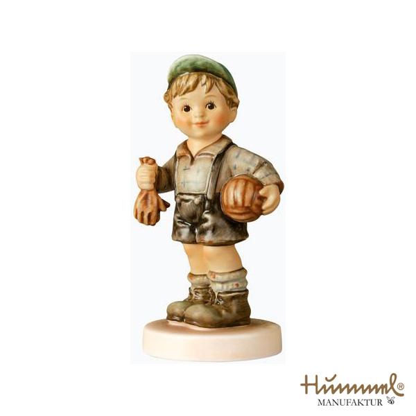 M.I Hummel/フンメル人形・フンメルドールゴールキーパー【正規代理店品】