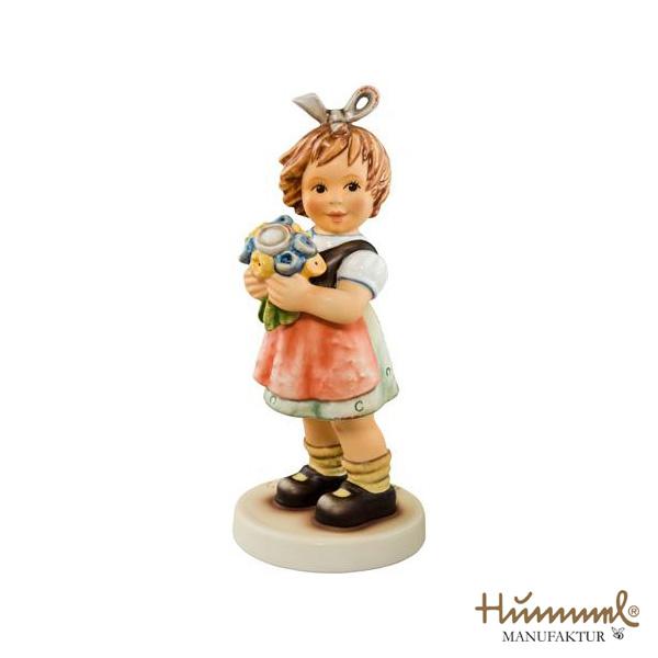 M.I Hummel/フンメル人形・フンメルドール大切な花束【正規代理店品】