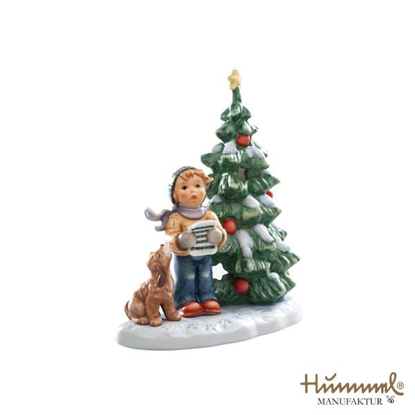 M.I Hummel/フンメル人形・フンメルドールモミの木【正規代理店品】