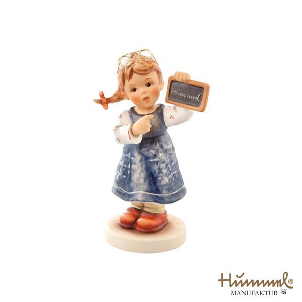 M.I Hummel/フンメル人形・フンメルドール教えてあげる【正規代理店品】