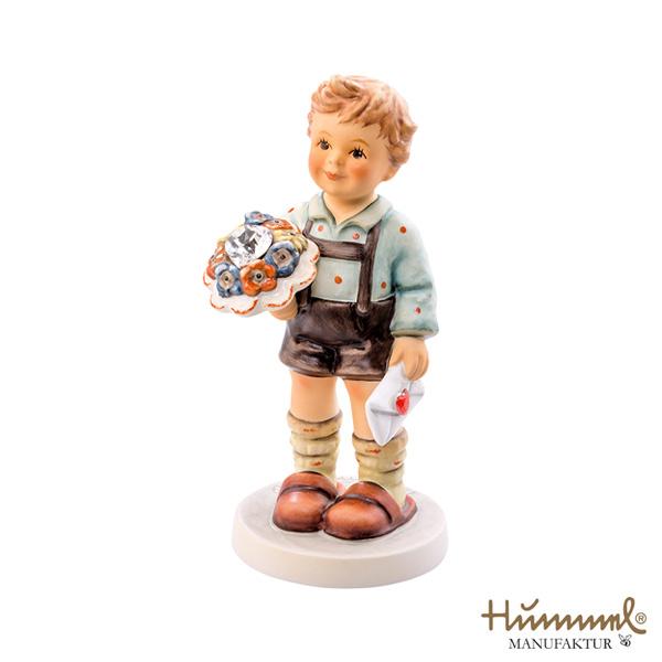 M.I Hummel/フンメル人形・フンメルドール小さな紳士【正規代理店品】