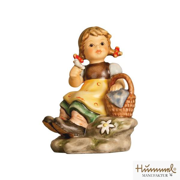 M.I Hummel/フンメル人形・フンメルドールグレーテル【正規代理店品】