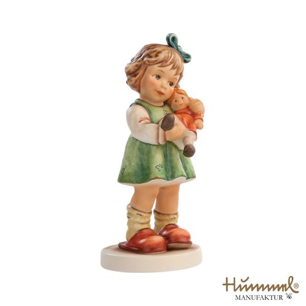 M.I Hummel/フンメル人形・フンメルドール小さな愛情 【正規代理店品】