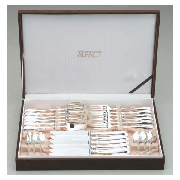 アルファクト/ALFACT洋白銀器 フルール・ディナーセット24pc