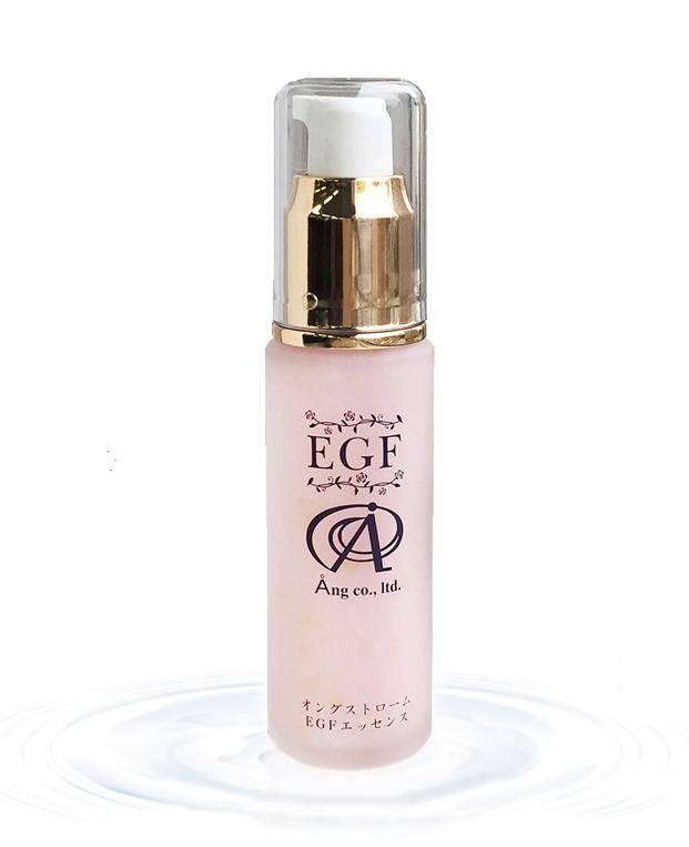 金・銀・プラチナ配合 小顔・リフトアップ、つやつや輝くお肌を目指すなら オングストロームEGFエッセンス(美容液)