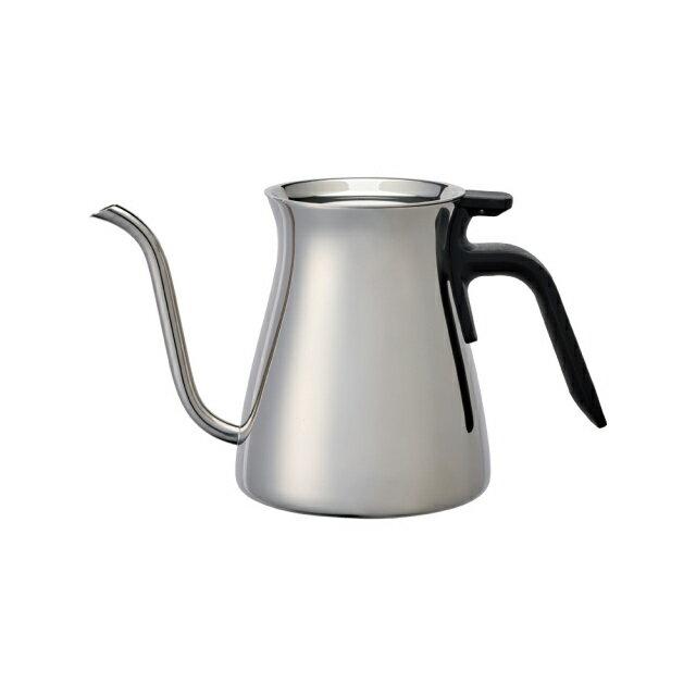 送料無料 KINTO キントー プアオーバーケトル ミラー 900ml 26801 ドリップポット 珈琲 紅茶 注ぎやすい 細口
