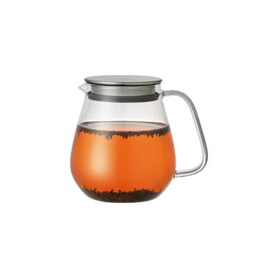 KINTO キントー UNITEA ユニティ ワンタッチティーポット 720ml 紅茶 お茶 ガラス