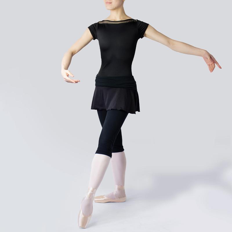 レオタード (キャプスリーブ・半袖・五分袖) スタイリッシュコレクション 子供用 P10