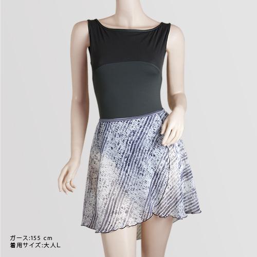 プロフェッショナルコレクション タンクレオタード P02 & ラップスカート 12