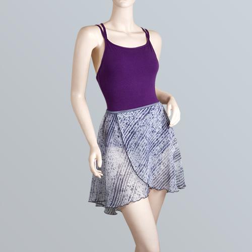 クラシックコレクション キャミソールレオタード C02&バレエスカート ラップスカート 12