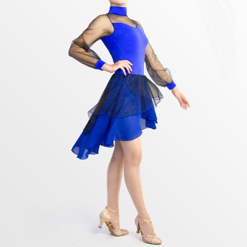 社交ダンス ドレス01