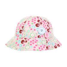 すっかり定番商品となった大人気のOobi春夏用お帽子です 推奨 SSHAT Oobi 地元オーストラリアで大人気 選択 ピンク フォレスト柄ハット 春夏帽子 Ava Hat Forest Pink