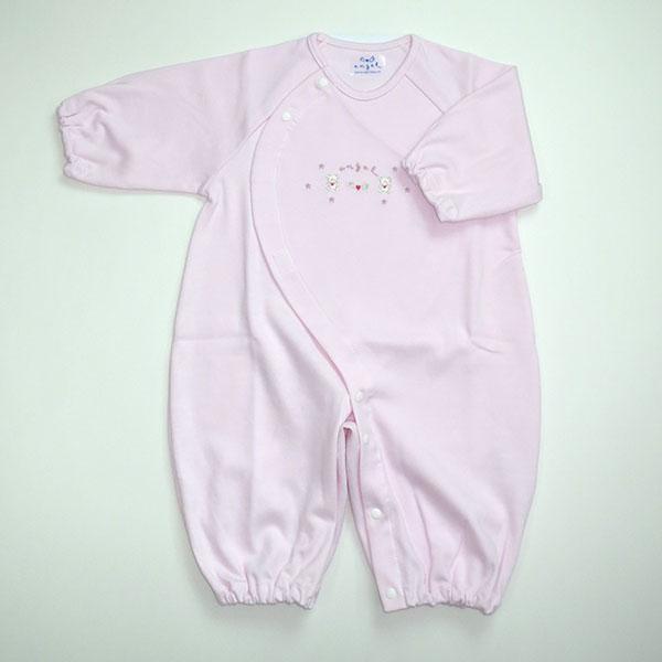 新米ママもおむつ替えや肌着の着せ替えが「らくらく」 【秋の妊婦さん応援クーポン配布中!】 らくらく2WAYオールR3705