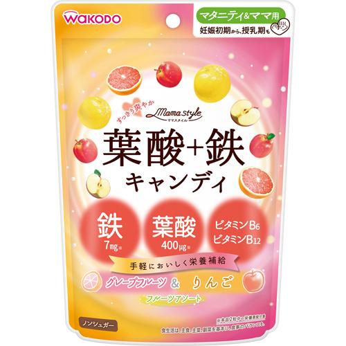【約2~3営業日で発送】 ママスタイル葉酸鉄キャンディ