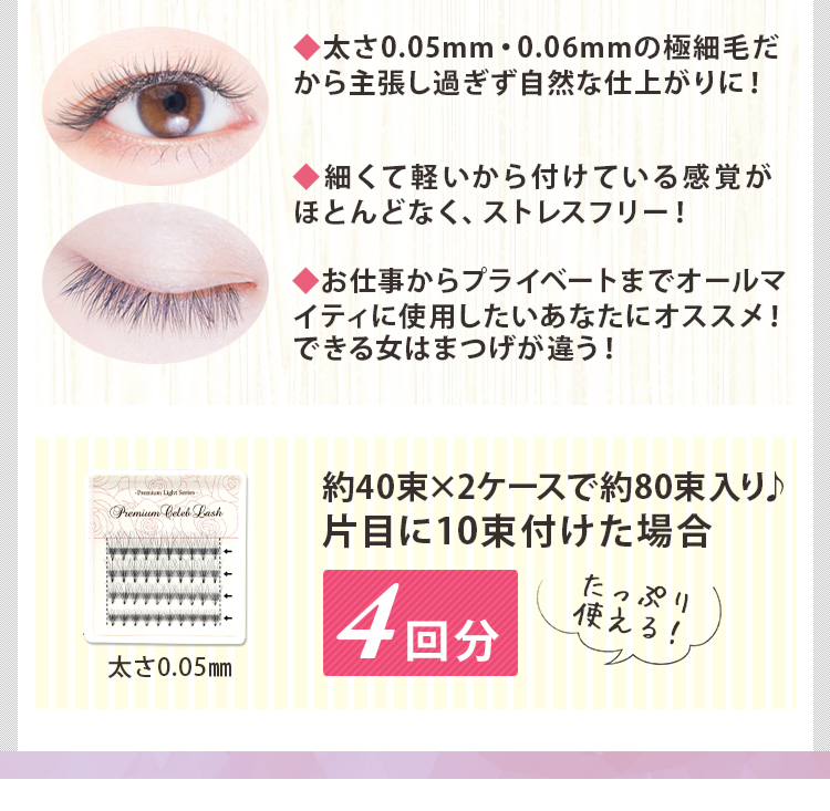 Angela Lash Angela Rush Cinderella Rush Trial Kit Eyelash