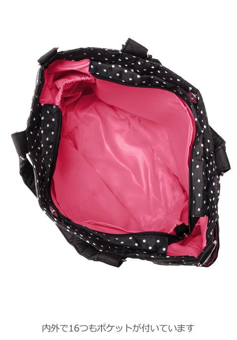 【マザーズセレクション大賞受賞】【ママバッグ】16ポケット マママルチバッグ【マザーバッグ マザーズバッグ ママ お出掛け お出かけ ベビー マタニティー 鞄】