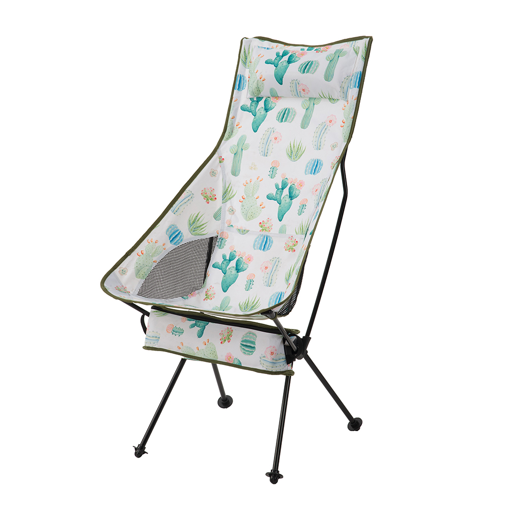 限定特価 舗 アウトドアチェア ハイバック キャンプ椅子 キャンプチェア 軽量 折りたたみ椅子 アウトドア チェア DA キャンプ コンパクト アルミ 宅配便RSL 椅子 イス