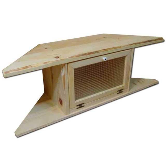 テレビ台 コーナー ライトオーク w120d36h40cm チェッカーガラス扉 木製 ひのき オーダーメイド