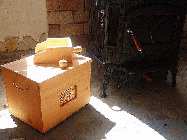 【超安い】 徳島県神山町産ひのきのカンナチップ3kg&専用木製ボックス 受注製作&スコップセット ナチュラル 受注製作, 国分グリーンファーム:a6df4488 --- aqvalain.ru