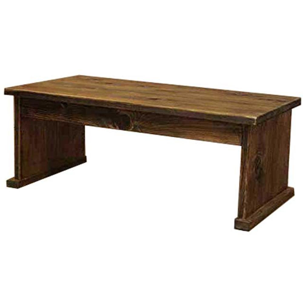 踏み台 ロングタイプ 角型 ステップ ローテーブル お子様用 アンティークブラウン 65×33×25cm 木製 ひのき ハンドメイド オーダーメイド 1327933