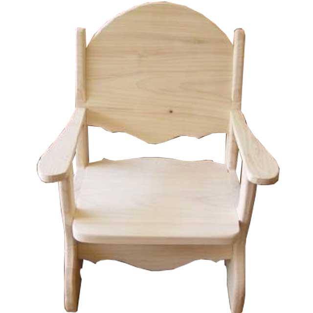 キッズチェア チャイルドチェア ベビーチェア ローチェア 子供いす 子供用 椅子  ベビーチェア 無塗装白木 w34d29h42cm 子供用椅子 オーダーメイド 1239454