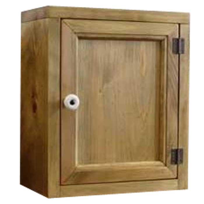 トイレットペーパーキャビネット 木製扉 アンティークブラウン w25d15h30cm 背板なし 木製 ひのき オーダーメイド