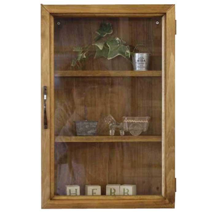 人気を誇る コレクションケース 木製 ひのき 透明ガラス扉 ブロンズ取っ手 木製 壁掛け 受注製作 ガラスケース 棚付き ディスプレイケース ガラスケース 29×10×44cm アンティークブラウン 受注製作, ヤマガタグン:49cf9602 --- mokodusi.xyz