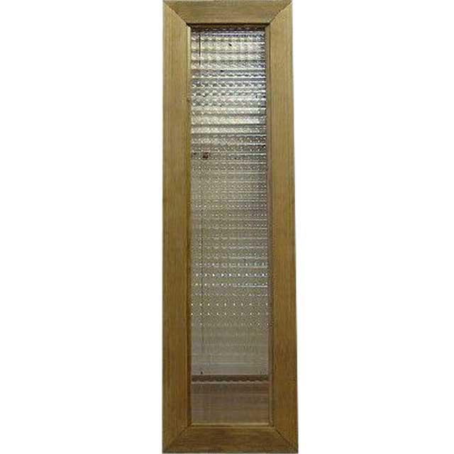 アンティークブラウン チェッカーガラスのガラスフレーム(20×68cm) 北欧 オーダーメイド 1327933