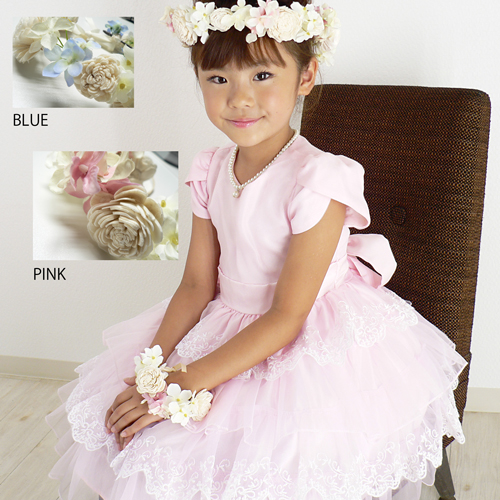 To Order Flower Bracelet Wrist Corsage Bracelets Hair Accessories Presentation Wedding