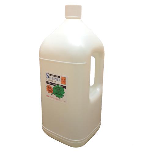 強力洗浄&除菌植物エキスから生まれた環境にやさしいエコな住まい用洗剤エスエスクリーナー 詰替用5リットル