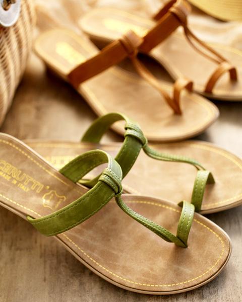 CERUTTI of Italy sandals