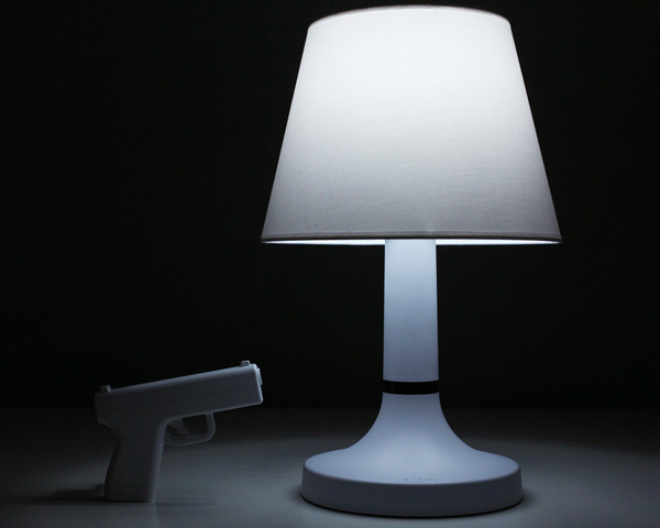 Lovely Bitplay BANG! (Ban) Is A Desk Lamp