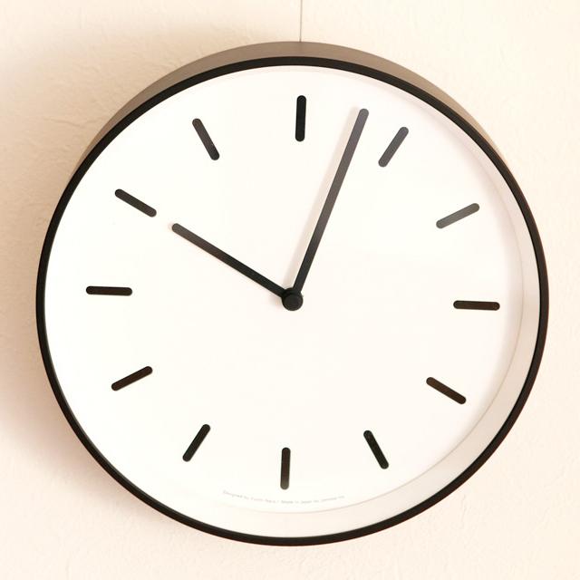Lemnos MONO CLOCK 掛け時計/レムノス