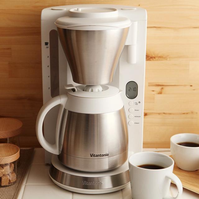 Vitantonio (Tonio) coffee maker VCD-10-W