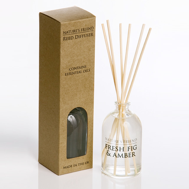 STONEGLOW NATURE's FRIEND Reed diffuser