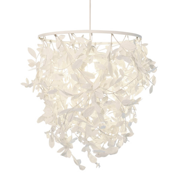 Pendant lamp Paper Foresti ( paper forest )