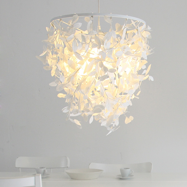 Angers: Pendant Lamp Paper Foresti ( Paper Forest