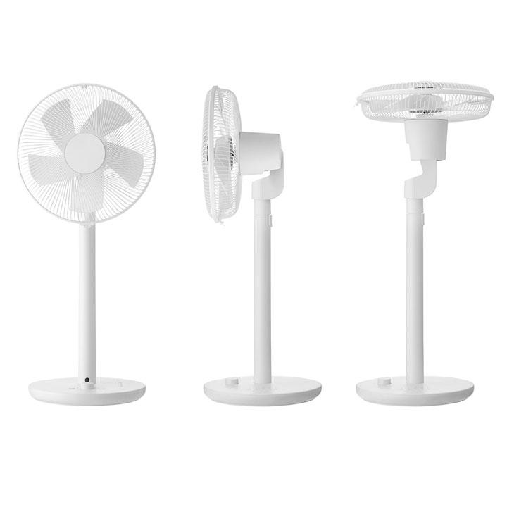 扇風機 ±0 プラスマイナスゼロ 補助翼扇風機 DCファン Y620 [プラマイゼロ リビングファン]