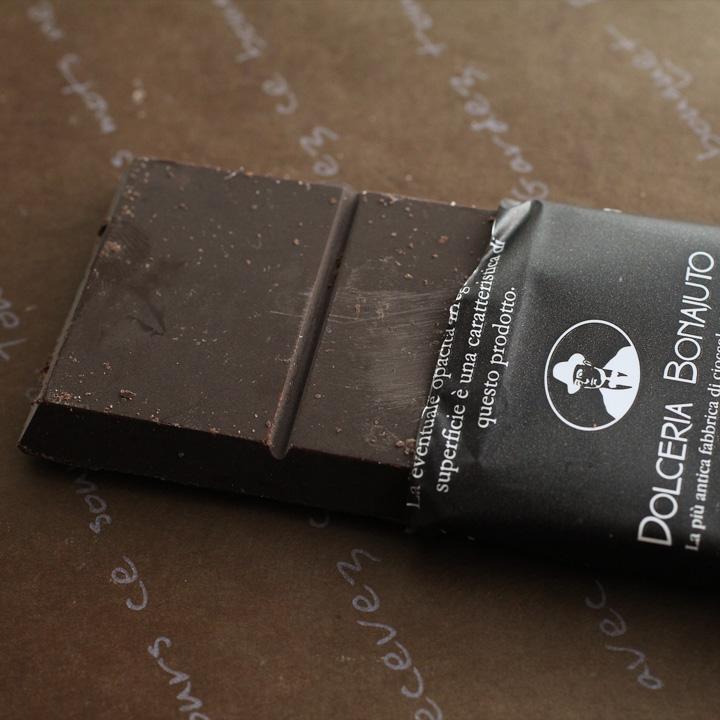 The Antica Dolceria Bonajuto ancient chocolate tablets 50 g / Antica dolceria Bonaiuto