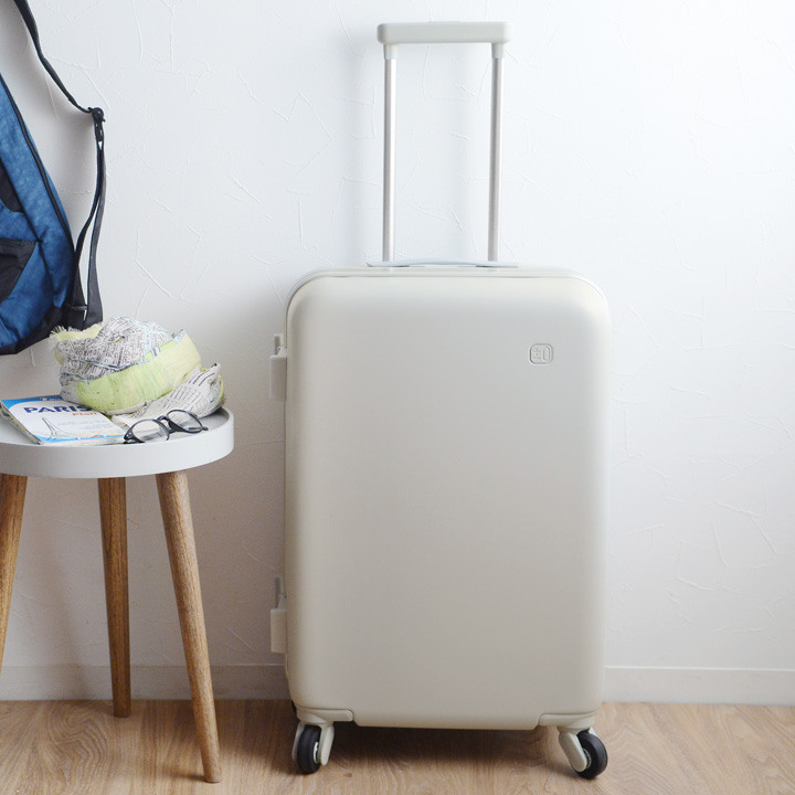 ±0 スーツケース 56L B020/プラスマイナスゼロ【送料無料】