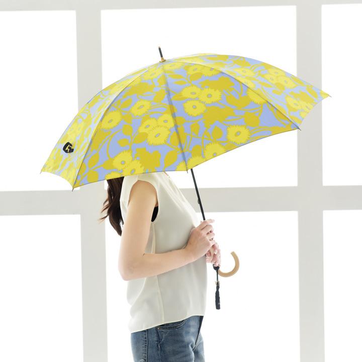 Saison Tourne Umbrella レイン長傘 STOCK HOLM/セゾントルヌ