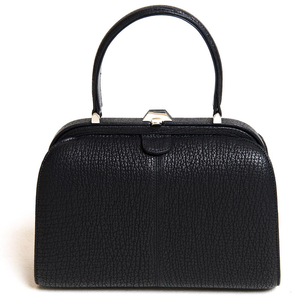 【送料無料】フォーマルバッグ 大きめ シャーク 高級 冠婚葬祭 慶弔用 おしゃれ 黒 和装