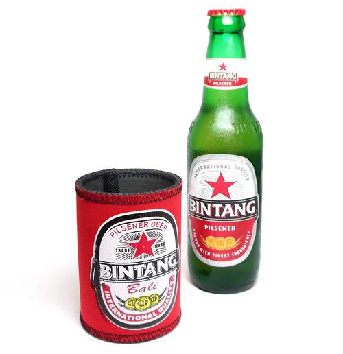 お買い物クーポン対象 ビンタンビール 2020A W新作送料無料 ドリンクホルダー 全15色 BINTAN 推奨 BEER バリ アジアン 雑貨 インテリア タイ BALI