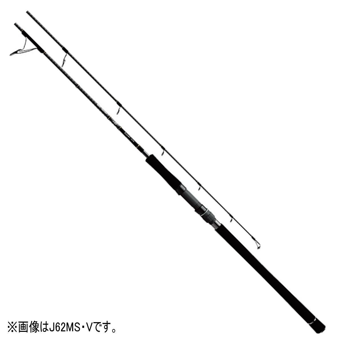 ダイワ ロッド '19 ブラスト C80MS・V 【6】【※大型商品の為同梱不可】