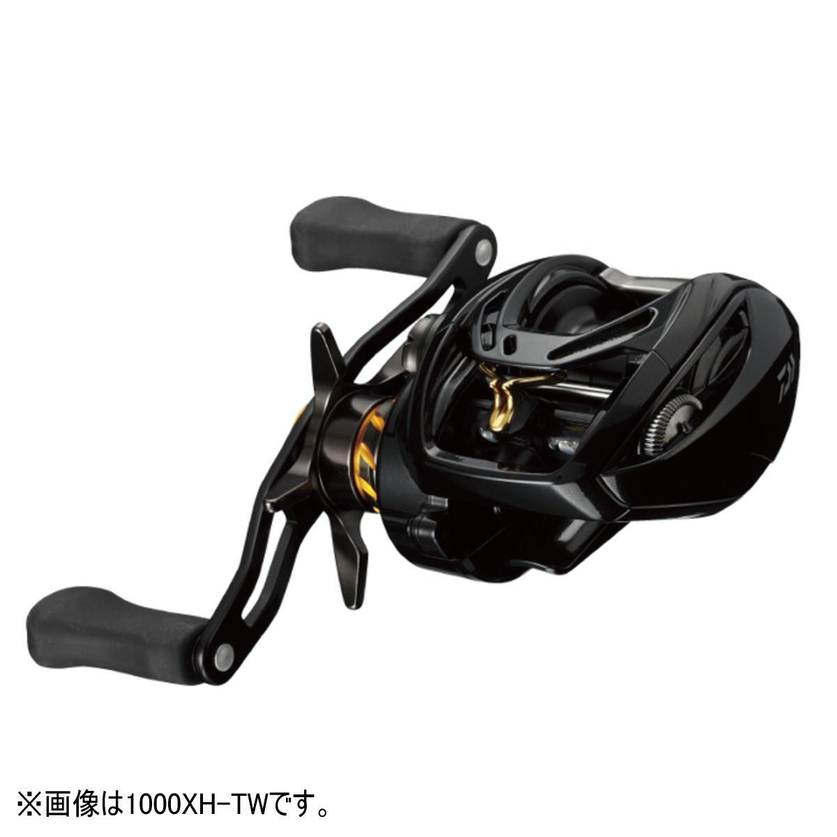 【送料無料4】ダイワ リール '19 モアザン PE TW 1000XH-TW